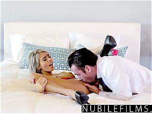 NubileFilms - Janice Griffith insatiable teen tempts Moms bf