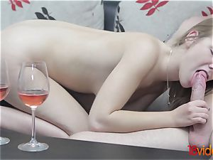 18 Videoz - Alexis Crystal - Morning coffee and sex