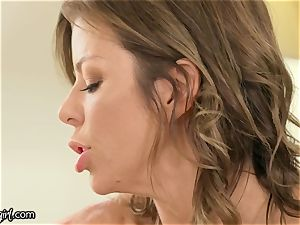 MommysGirl Step-Daughter Spied Alexis Fawx spraying