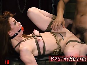 transsexual gets disciplined and rough rope on penalty gang-fuck fantastic youthful women, Alexa Nova