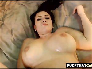 gigantic knockers hardcore cockslut loves buttfuck