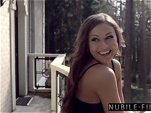 NubileFilms - Tina Kay Gets Her labia pulverized S23:E28