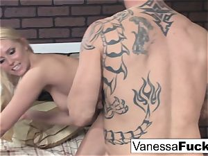 sex on set with Vanessa and Derrick