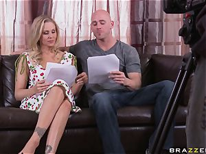 mummy mummy Julia Ann with all-natural jugs gets romped by Johnny Sins