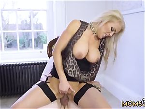 Verified amateurs mother fucking partner duddy and disgusting buttfuck Having Her Way With A newcummer