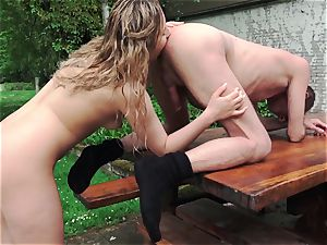 molten college girl teenage humps older boy doggie-style oral pleasure