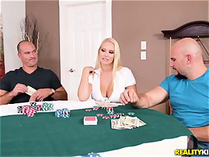 Vanessa cell - My husband's hottest buddies nails my holes