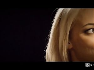 xCHIMERA - glamour motel apartment bang with ash-blonde Katy Rose