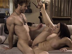 Spoiled pt 2 Chanel Preston gets her super-hot pussy handled