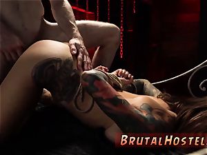 victim bondage and dom very first time thrilled youthful tourists Felicity Feline and Jade