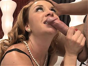 Janet Mason is a redhead hottie with a cute cootchie