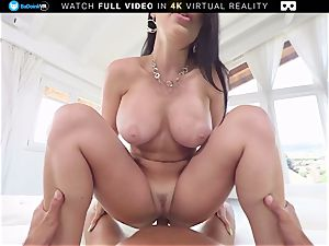 BaDoink VR Aletta Ocean Will Take Care Of You VR pornography