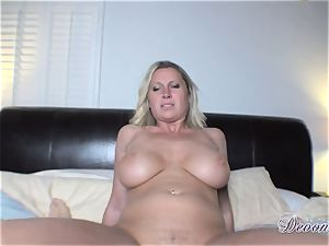 Devon Lee gets herself ravaged just the way she likes before getting gooed