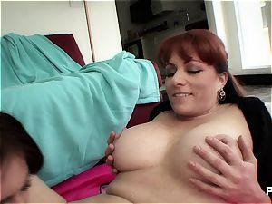Ashlyn Rae learns how to lick cunt