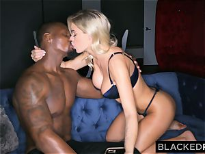 BLACKEDRAW Jessa Rhodes enjoys Late Night bbc