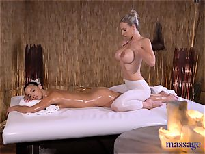 massage apartments killer brown-haired Amirah Adara