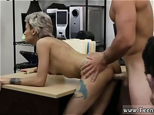 nude nubile damsel banging Your gal In My PawnShop