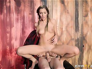 Moka Mora pummeled into her pussyhole