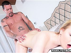 Learning about bang-out from stepdaddy