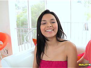 Mick brings home the sweetest Latina honey Josie Jagger