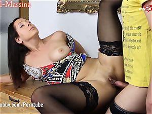 My muddy hobby - Annabel-Massina is addicted to rod