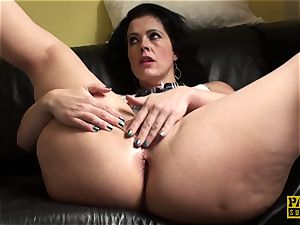 euro slave predominated with harsh buttfuck punishment