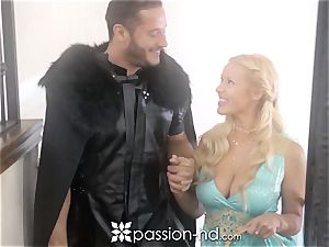 PASSION-HD Role have fun pummel with immense melon Kylie Page