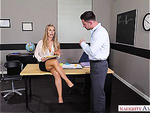 The finest educator Nicole Aniston wants bone for her blessing