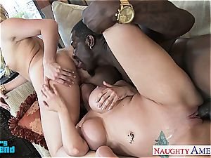 multiracial wildness with AJ